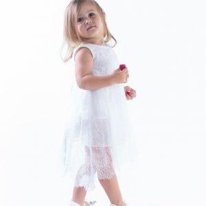 """Φόρεμα βάπτισης """"ΑΛΚΗΣΤΗΣ"""""""
