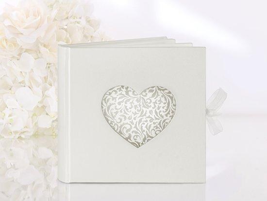 Βιβλίο Ευχών Γάμου Λευκό