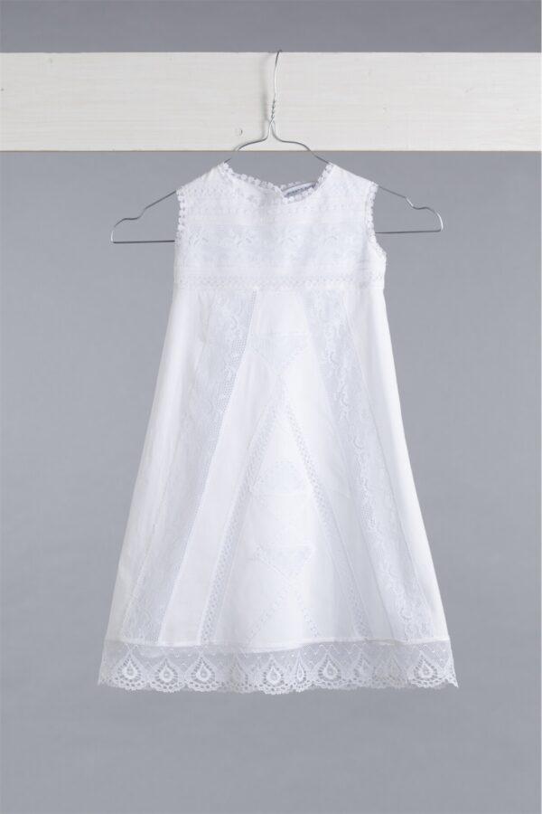 """Φόρεμα βάπτισης """"ΚΛΕΙΩ"""""""