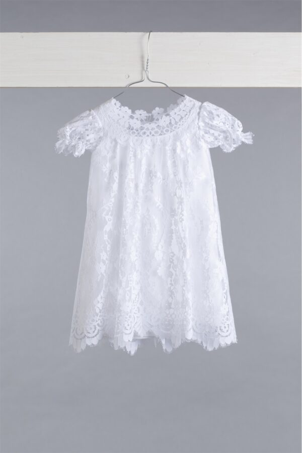 """Φόρεμα βάπτισης """"ΠΕΡΣΕΦΟΝΗ"""""""