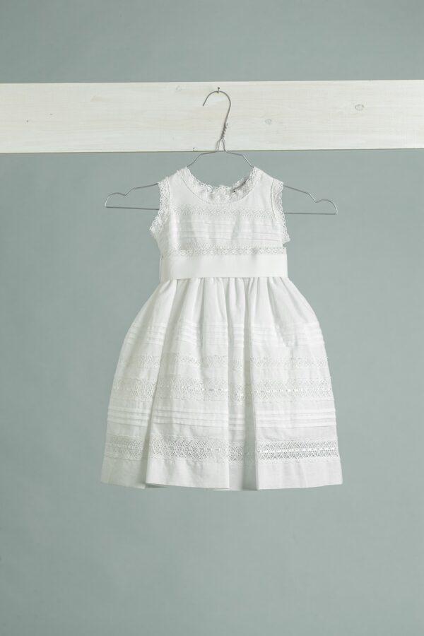 """Φόρεμα βάπτισης """"ΑΘΗΝΑ"""""""