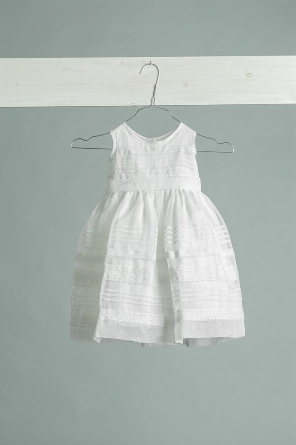 """Φόρεμα βάπτισης """"ΔΑΝΑΗ"""""""
