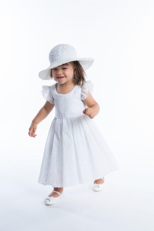 """Φόρεμα βάπτισης """"ΛΥΔΙΑ"""""""