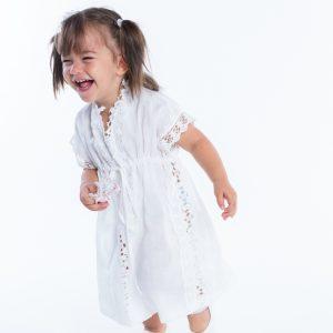 """Φόρεμα βάπτισης """"ΑΡΤΕΜΗΣ"""""""