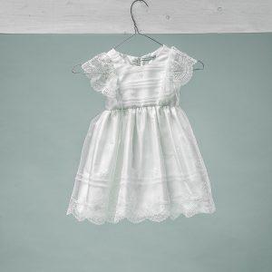 """Φόρεμα βάπτισης """"ΔΕΛΦΙΣ"""""""