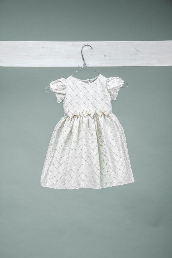 """Φόρεμα βάπτισης """"ΒΕΡΟΝΙΚΗ"""""""