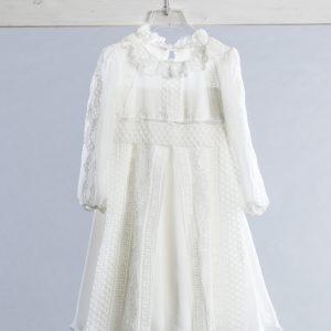 """Φόρεμα βάπτισης """"ΔΙΟΓΕΝΕΙΑ"""""""