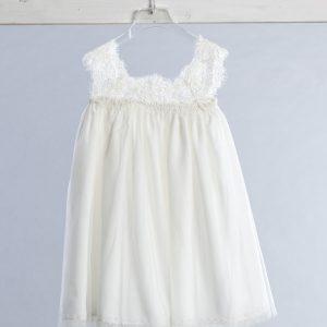 """Φόρεμα βάπτισης """"ΙΖΑΜΠΕΛΑ"""""""
