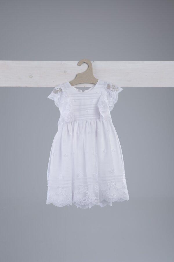 """Φόρεμα βάπτισης """"ΠΟΛΥΤΙΜΗ"""""""