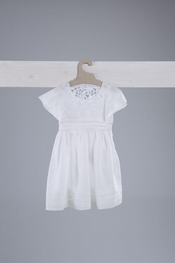 """Φόρεμα βάπτισης """"ΡΟΥΜΠΙΝΗ"""""""