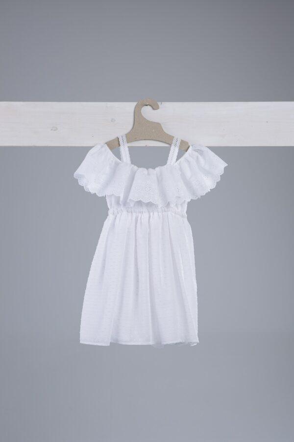 """Φόρεμα βάπτισης """"ΙΡΙΣ"""""""
