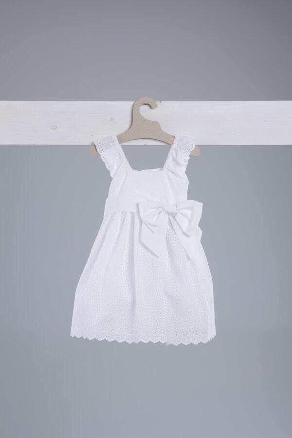 """Φόρεμα βάπτισης """"ΜΕΛΙΤΤΑ"""""""