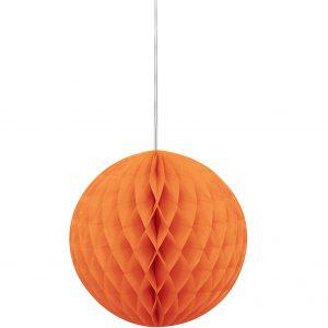 Honeycomb Πορτοκαλί 20εκ. 1τεμ.