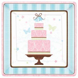 Πιάτα γλυκού 17,7εκ Blushing bride