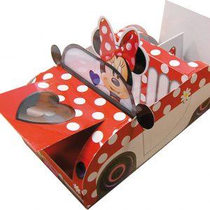 Minnie Mouse Δίσκος Φαγητού Food Tray 1τεμ.