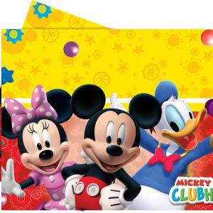 Τραπεζομάντηλο πλαστικό 120x180εκ. Playful Mickey 1τεμ.
