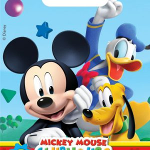 Τσάντες δώρων Playful Mickey 6τεμ.