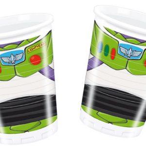 Πλαστικά ποτήρια Toy Story STAR POWER 8τεμ.