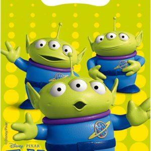 Τσάντα δώρου Toy Story STAR POWER 6τεμ.