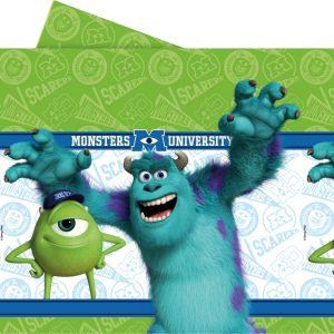 Τραπεζομάντηλο Πλαστικό 120x180 εκ. Monster University
