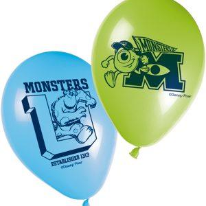 Μπαλόνια Monsters University 8τεμ.