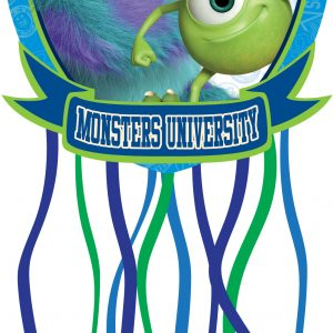 Πινιάτα Monsters University 1τεμ.