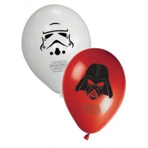 Μπαλόνια Λάτεξ Star Wars Classic 8τεμ.