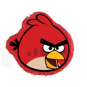 Πινιάτα Angry Birds Red