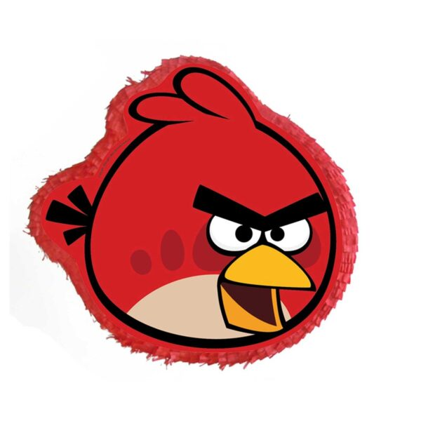 Πινιάτα Angry Birds Red