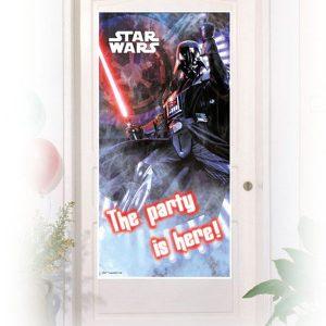 Αφίσα Πόρτας Star Wars Classic 76Χ152εκ.