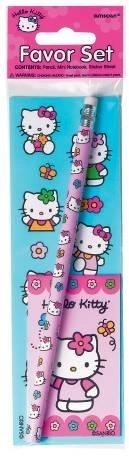 Δωράκια Party Favor Set Hello Kitty 1τεμ.