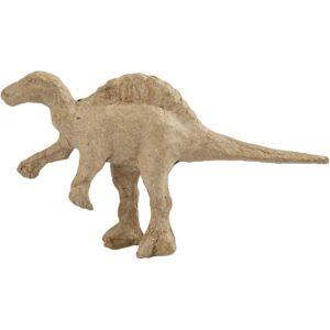 Δεινόσαυρος Papier Mache 9,5εκ. 1τεμ.
