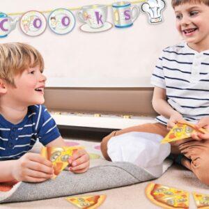 Παιχνίδι pizza game Little Cooks