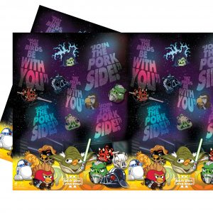Τραπεζομάντηλο 120x180εκ. Angry Birds STAR WARS