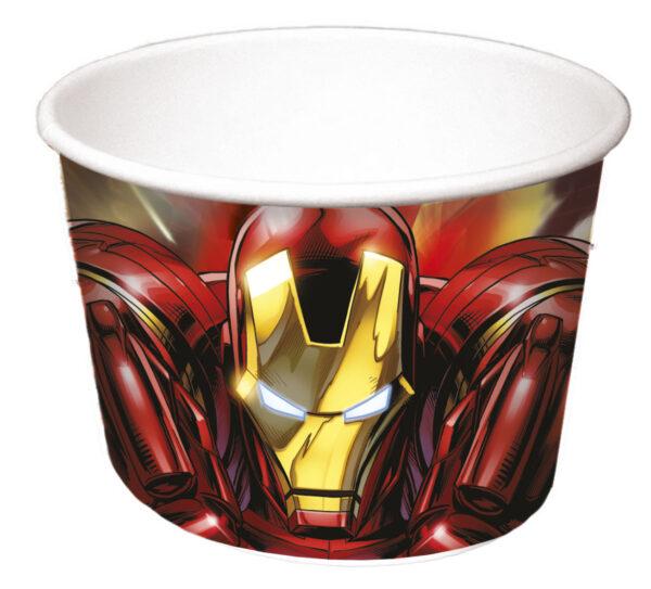 Κύπελλο παγωτού Avengers Assemble 8τεμ.