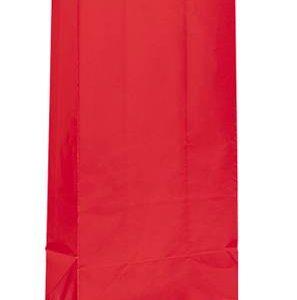 Χάρτινες σακούλες για πάρτυ 12τεμ. κόκκινο