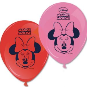 Μπαλόνια λάτεξ Minnie Jam 8τεμ.
