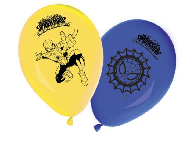 Μπαλόνια Web-Warriors (8τεμ.)