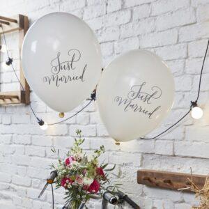 Μπαλόνια Just Married Boho 10τεμ.