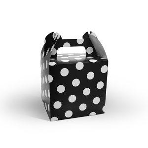 Κουτάκια για ζαχαρωτά Lady Bug 6τεμ.