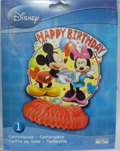 Κέντρο Τραπεζιού Mickey & Minnie 1τεμ.