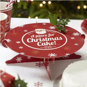 Χριστουγεννιάτικο Cake Stand