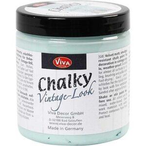 Χρώμα Chalky Vintage Look Aqua