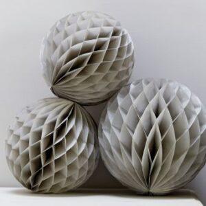 Honeycomb Γκρι 3τεμ.