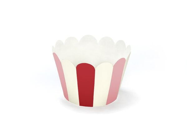 Cupcake Θήκες Sweet Love 6τεμ.