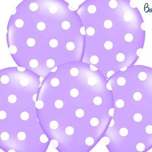 Μπαλόνια Μωβ
