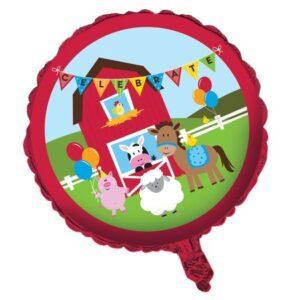 Μπαλόνι Foil  Farmhouse Fun 1τεμ