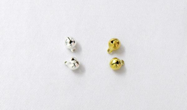 Κουδουνάκι Χρυσό ή Ασημένιο Μικρό 1τεμ.