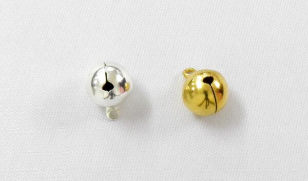 Κουδουνάκι Χρυσό ή Ασημένιο Μεγάλο 1τεμ.