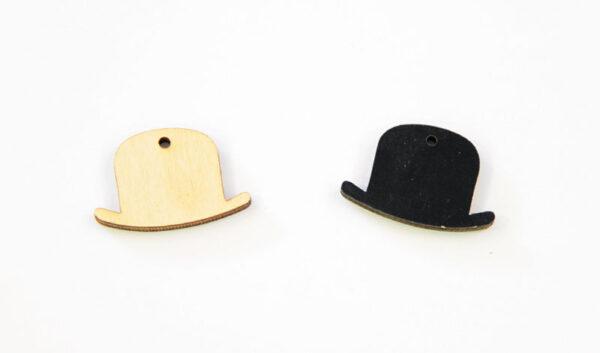 Ξύλινο Καπέλο Μικρό 1τεμ.
